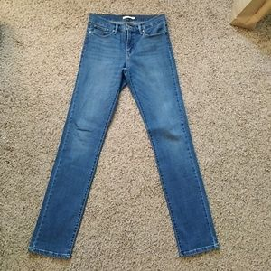 Worn Once Levi's 312 Shaping Slim